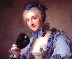 Portrait de Anne-Marguerite Petit Dunoyer
