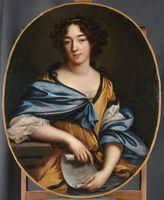 Portrait de Élisabeth-Sophie Chéron