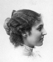 Portrait de Ada Adler