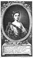 Portrait de Charlotte Aïssé
