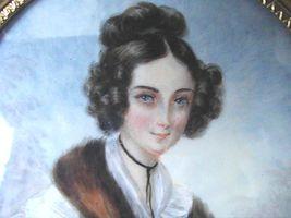 Portrait de Virginie Ancelot
