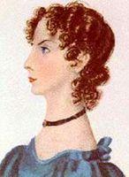 Portrait de Anne Brontë