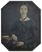 Portrait de Emily Dickinson