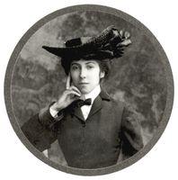 Portrait de Catherine Pozzi