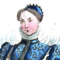 Portrait de Catherine Des Roches