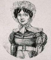 Portrait de Charlotte Engelhardt