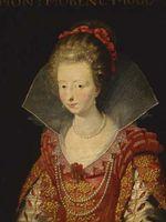 Portrait de Charlotte-Marguerite de Montmorency Condé