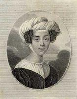 Portrait de Claire de Duras