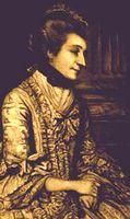 Portrait de Elizabeth Montagu