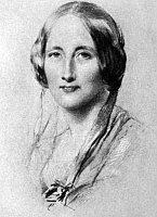 Portrait de Elizabeth Gaskell