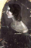Portrait de Emily Brontë