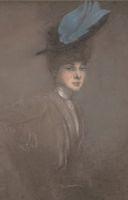 Portrait de Ernesta Stern