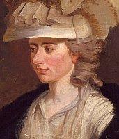 Portrait de Fanny Burney