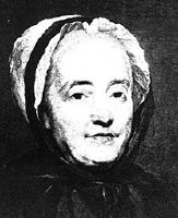 Portrait de Françoise de Graffigny