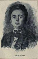 Portrait de Helen Zimmern