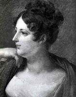 Portrait de Hortense Allart