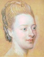Portrait de Isabelle de Charrière