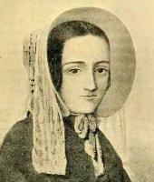Portrait de Marie Lafarge