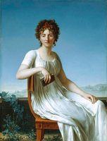 Portrait de Constance de Salm
