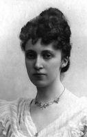 Portrait de Jeanne de Vietinghoff