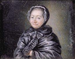 Portrait de Jeanne-Marie Leprince de Beaumont