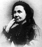 Portrait de Jenny d'Héricourt