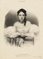 Portrait de Juliette Drouet