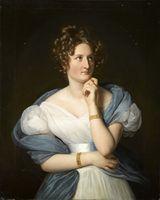 Portrait de Delphine de Girardin