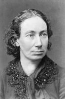 Portrait de Louise Michel