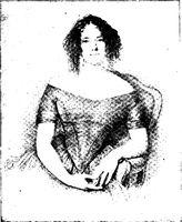 Portrait de Louise Vallory