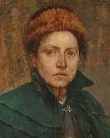 Portrait de Louise Breslau