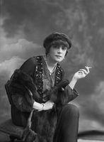 Portrait de Lucie Delarue-Mardrus