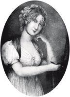Portrait de Henriette Lucy Dillon