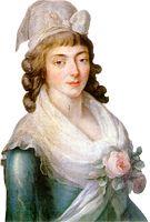 Portrait de Manon Roland