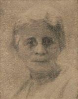 Portrait de Mathilde Alanic