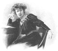 Portrait de Marcelle Tinayre