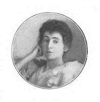Portrait de Margaret Louisa Woods