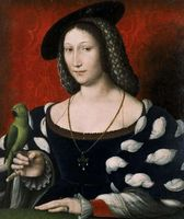 Portrait de Marguerite de Navarre