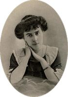 Portrait de Marie Lenéru