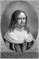 Portrait de Marie-Catherine de Villedieu
