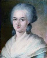 Portrait de Olympe de Gouges