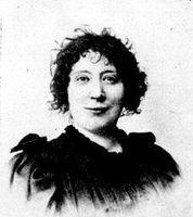 Portrait de Marie Krysinska