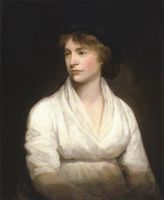 Portrait de Mary Wollstonecraft