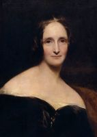 Portrait de Mary Wollstonecraft Shelley