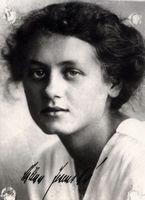 Portrait de Milena Jesenská