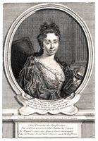 Portrait de Marie-Jeanne L'Héritier de Villandon