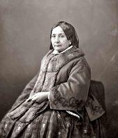 Portrait de Eugénie Niboyet
