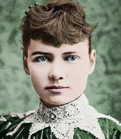 Portrait de Nellie Bly