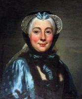 Portrait de Marie-Geneviève-Charlotte Thiroux d'Arconville