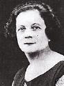 Portrait de Renée Dunan
